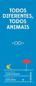 Capa Todos Diferentes, Todos Animais